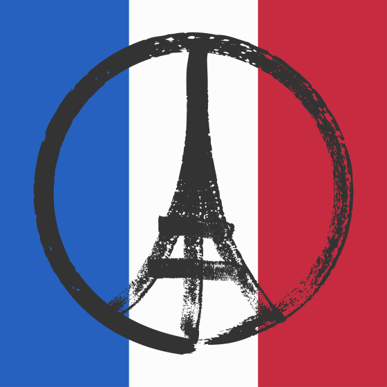 Positive Posting on Social Media after the Paris Attacks